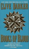 Books of Blood: Volume Two (Books of Blood, #2)