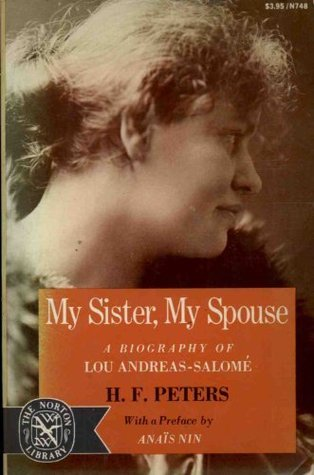 My Sister, My Spouse by Heinz Frederick Peters