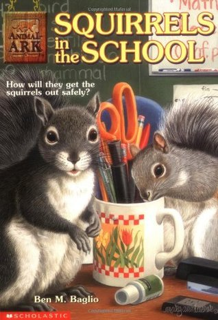 Squirrels in the School (Animal Ark #17)