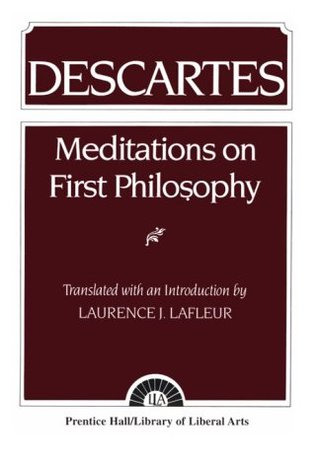 ON MEDITATIONS PHILOSOPHY FIRST