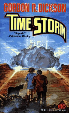 Time Storm by Gordon R. Dickson