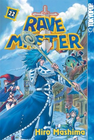 Rave Master, Vol. 22 by Hiro Mashima
