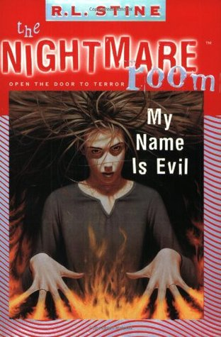 My Name is Evil by R.L. Stine