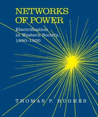 Networks of Power by Thomas P. Hughes