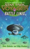 Battle Lines (Star Trek Voyager, #18)