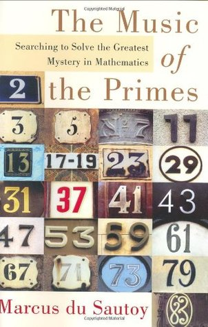 The Music of the Primes by Marcus du Sautoy