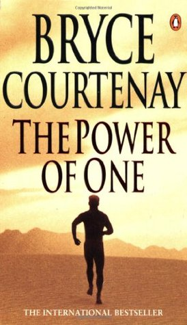 the power of one by bryce courtenay essay The power of one, written by bryce courtenay, is the story about an english boy called peekay, the protagonist and his journey and experiences through his childhood to becoming an adult.