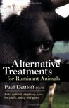 Alternative Treatments for Ruminant Animals