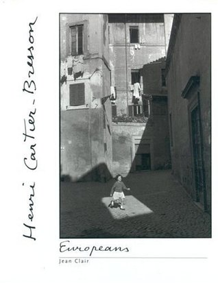 Europeans by Henri Cartier-Bresson