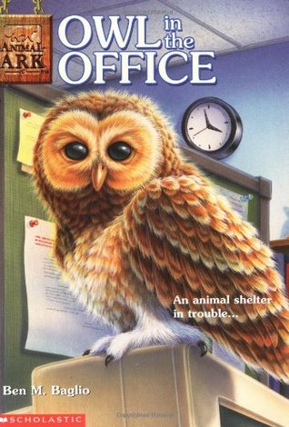 Owl in the Office by Ben M. Baglio