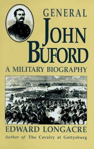 General John Buford by Edward G. Longacre
