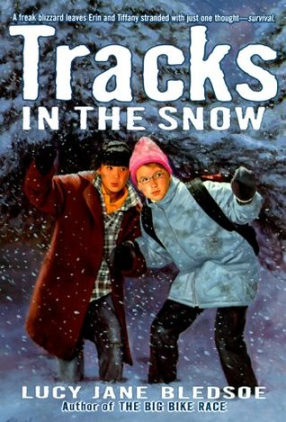 Tracks in the Snow by Lucy Jane Bledsoe