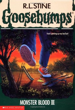 Monster Blood III by R.L. Stine