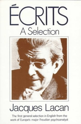 Écrits by Jacques Lacan