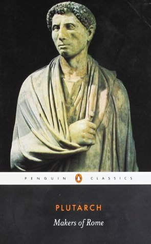 Makers of Rome by Plutarch