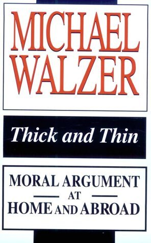 Download online Thick and Thin: Moral Argument at Home and Abroad PDF