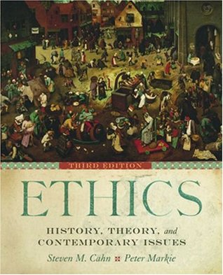 Ethics by Steven M. Cahn