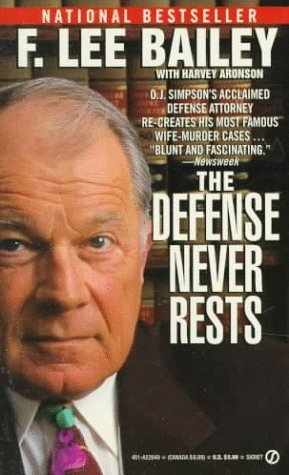 Download online The Defense Never Rests PDF