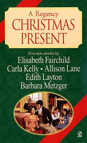A Regency Christmas Present by Elisabeth Fairchild