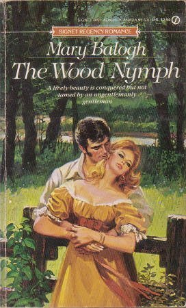 The Wood Nymph by Mary Balogh