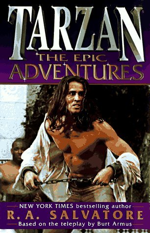 Tarzan by R.A. Salvatore