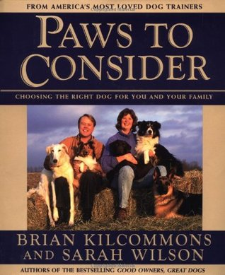Paws to Consider by Sarah Wilson