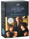 The Trouble Begins, Movie Tie-in Edition: A Box of Unfortunate Events, Books 1-3 (The Bad Beginning; The Reptile Room; The Wide Window)