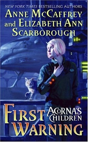 First Warning by Anne McCaffrey