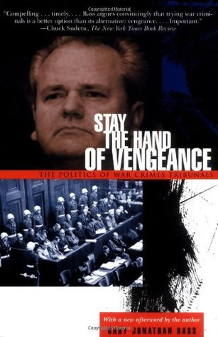 Stay the Hand of Vengeance by Gary Jonathan Bass