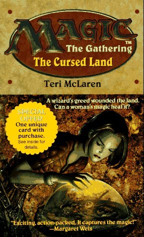 The Cursed Land by Teri McLaren