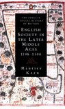 English Society in the Later Middle Ages, 1348-1500 (The Penguin Social History of Britain)