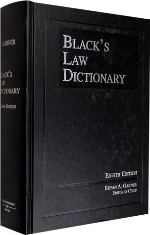 Black's Law Dictionary by Bryan A. Garner