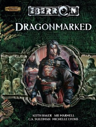 Dragonmarked by Keith Baker