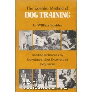Book on dog training considered the standard