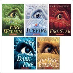 The Last Dragon Chronicles Complete Set, Books 1-5 by Chris d'Lacey