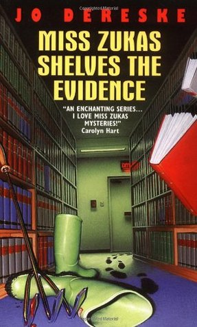 Miss Zukas Shelves the Evidence by Jo Dereske