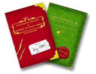 Quidditch Through the Ages & Fantastic Beasts and Where to Fi... by J.K. Rowling