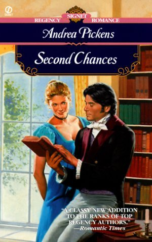 Second Chances by Andrea Pickens