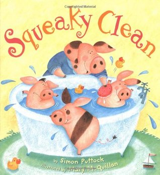 Squeaky Clean by Simon Puttock