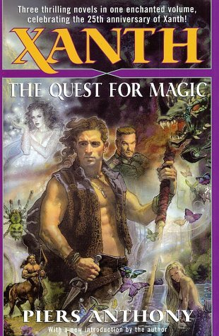 Xanth by Piers Anthony