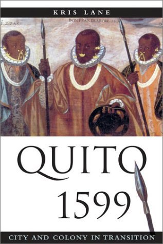 Quito 1599 by Kris Lane
