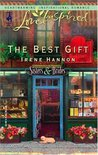 The Best Gift (Sisters & Brides, #1) (Love Inspired #292)