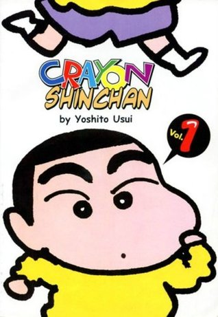 Crayon Shinchan, Vol. 1 by Yoshito Usui