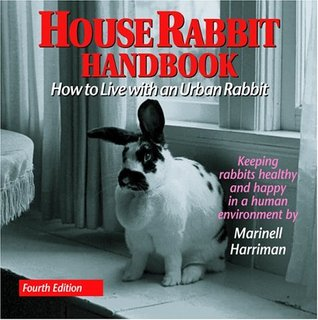 House Rabbit Handbook by Marinell Harriman