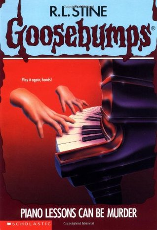 Piano Lessons Can Be Murder by R.L. Stine