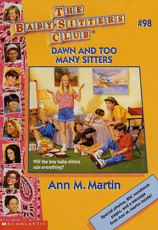 Dawn and Too Many Sitters by Ann M. Martin