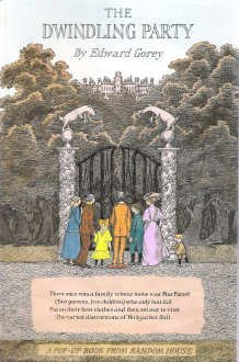 The Dwindling Party by Edward Gorey