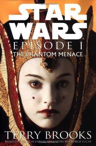 Star Wars, Episode I - The Phantom Menace by Terry Brooks