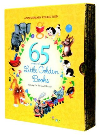 65 Years of Little Golden Books by Golden Books