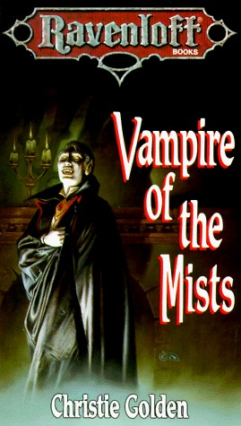 Vampire of the Mists (Ravenloft, #1)